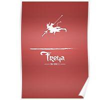 Freya - Final Fantasy IX Poster