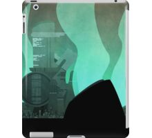 Midgar Travel Poster- No Text iPad Case/Skin