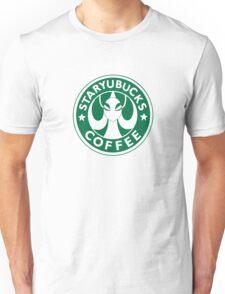 StaryuBucks Coffee Unisex T-Shirt
