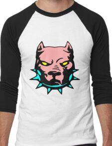 Pit Bull Men's Baseball ¾ T-Shirt