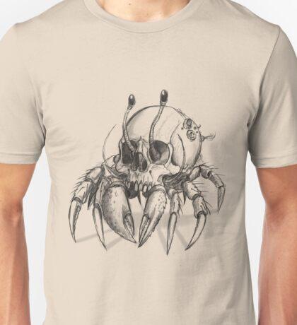 Unusual House BW Unisex T-Shirt