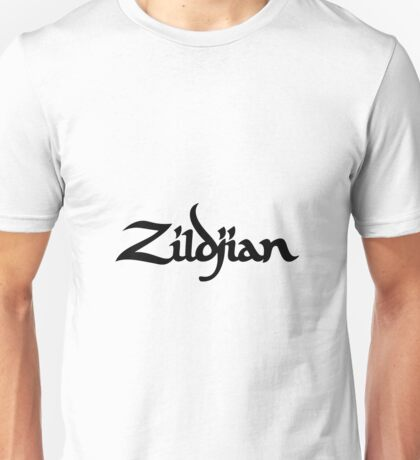 Zildjian. Unisex T-Shirt