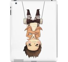 upside-down eren [SnK] iPad Case/Skin