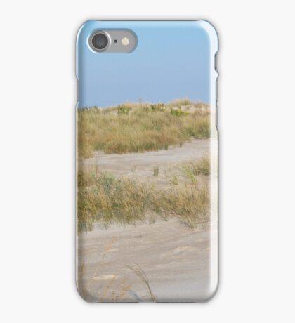 Sand dune, Assateague iPhone Case/Skin