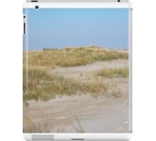 Sand dune, Assateague iPad Case/Skin