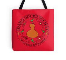 IDGS - Idaho Gourd Society Logo Pillows & Totes - Red Tote Bag