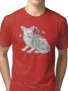 Trico: The Last Guardian Tri-blend T-Shirt