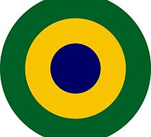 Brazilian Navy Aviation Roundel  by abbeyz71