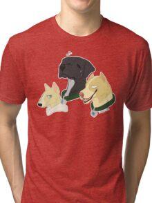 A.B.R trio [SnK] Tri-blend T-Shirt