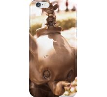 DUMBO WITH TIMOTHY IN BRONZE iPhone Case/Skin