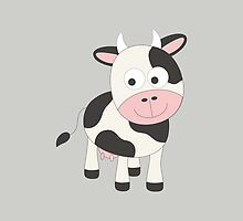 Cute Cow by Eggtooth