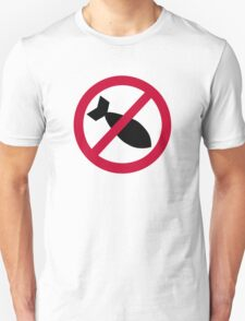 No bombs T-Shirt