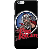 Pod Racer! iPhone Case/Skin