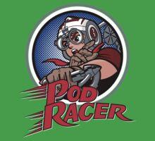 Pod Racer! One Piece - Short Sleeve