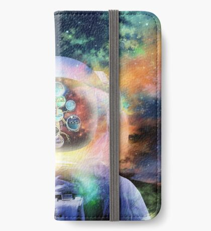 Midgard in reflection iPhone Wallet/Case/Skin