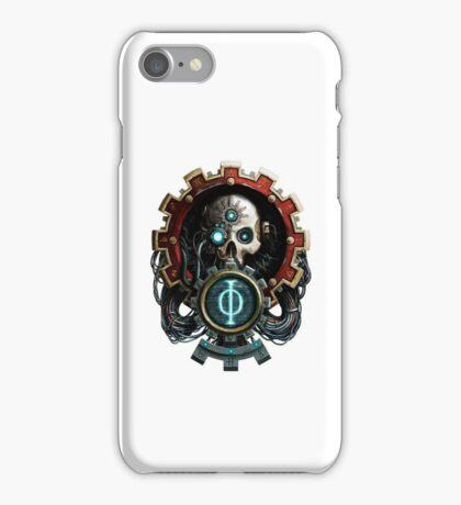 Cult Mechanicus Logo - 40k Warhammer iPhone Case/Skin