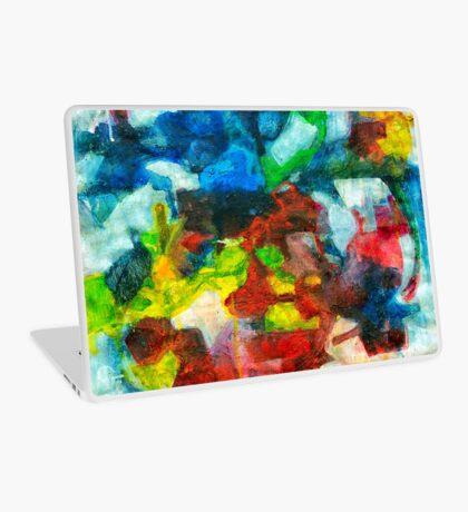 Blocks - Colours Laptop Skin