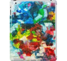 Blocks - Colours iPad Case/Skin