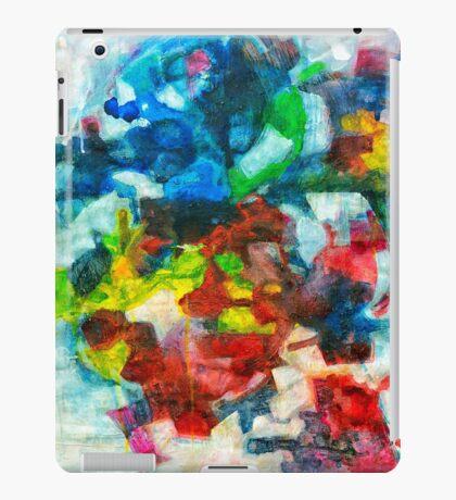 Blocks - Colours iPad Case/Skin