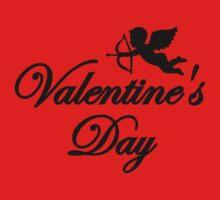 Valentine's day angel One Piece - Short Sleeve