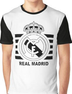 REAL MADRID - Los Blancos Graphic T-Shirt