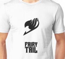 Fairy Tail Minimalist Poster Unisex T-Shirt