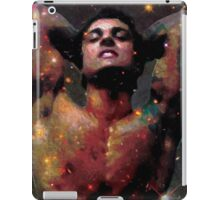 Zyzz - Son of Zeus, Brother of Hercules, Father of Aesthetics iPad Case/Skin