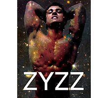 Zyzz - Son of Zeus, Brother of Hercules, Father of Aesthetics Photographic Print