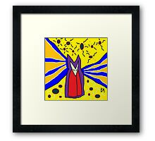 """""""Master of the Astral Plane"""" by Richard F. Yates Framed Print"""