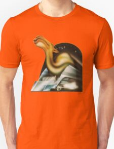 Camel Self-Titled Artwork T-Shirt