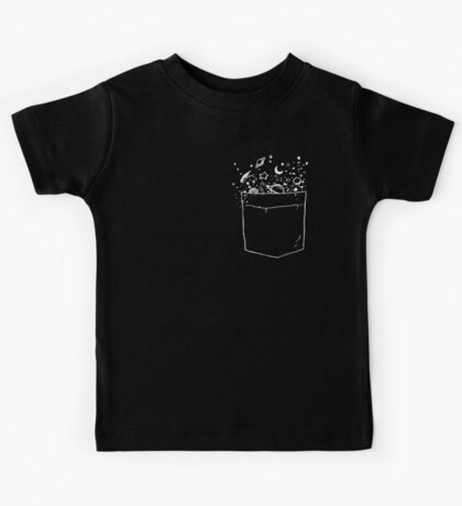 Space in a Pocket Kids Tee