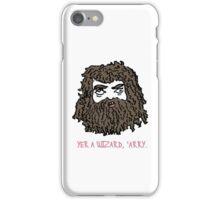 Hagrid iPhone Case/Skin