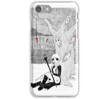 In the Woods.  iPhone Case/Skin