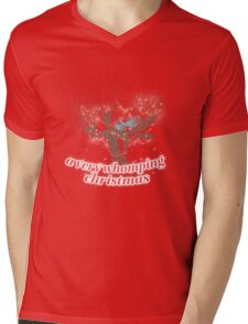 A very whomping Christmas Mens V-Neck T-Shirt