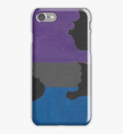 BiSexual Silhoutte iPhone Case/Skin