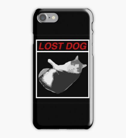 Lost Dog iPhone Case/Skin