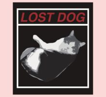 Lost Dog Baby Tee