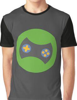 Gamer Emblem Graphic T-Shirt