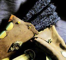 Steampunk Ladies Holster 1.1 by PiscesAngel17