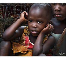 Uganda Future Probe Photographic Print