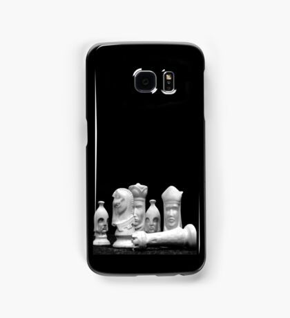 Chess Pieces Samsung Galaxy Case/Skin