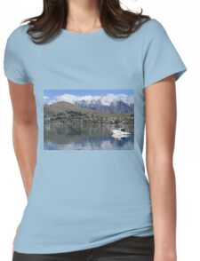 Queenstown Womens Fitted T-Shirt