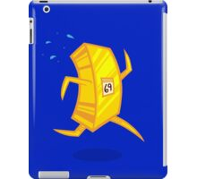 Gold Rush iPad Case/Skin