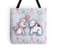 Butch and Muffin Tote Bag