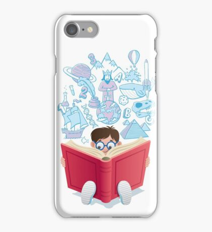 Learning 2 iPhone Case/Skin