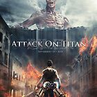 Attack On Titan by Dani Howe