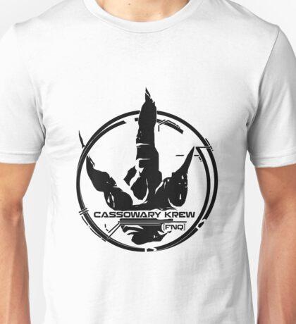 Cassowary Krew Unisex T-Shirt