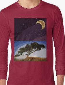 All Natural Long Sleeve T-Shirt