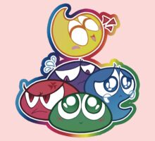 Puyo Pop! One Piece - Long Sleeve