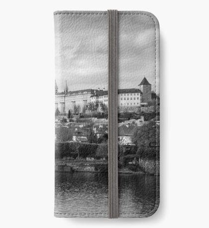 Prague Castle iPhone Wallet/Case/Skin